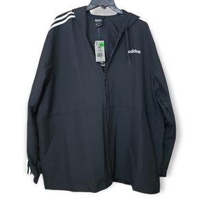 Adidas Black Multi Sport Jacket Men's Size 2XL NWT